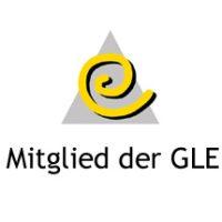 Mitgl. d. GLE + Logo-4cm
